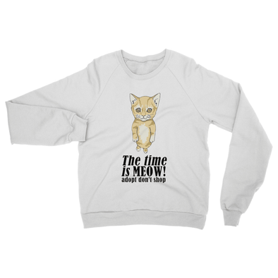 Adopt Don't Shop - Sweatshirt Adopt Don't Shop - Sweatshirt Sweatshirt S / Ash