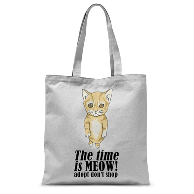Adopt Don't Shop - Tote Bag Adopt Don't Shop - Tote Bag Tote Bags Default Title