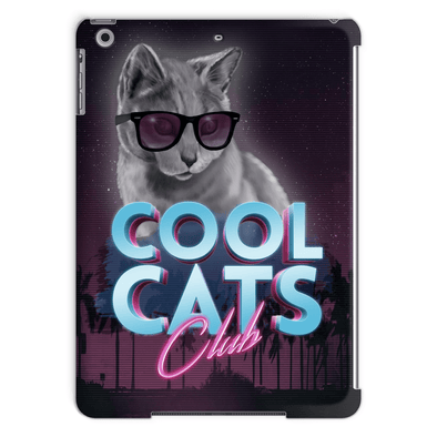 Cool Cats Club - Tablet Case Cool Cats Club - Tablet Case Tablet Cases iPad Air