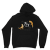 Fur Fox Sake Stop Hunting - Hooded Sweatshirt Fur Fox Sake Stop Hunting - Hooded Sweatshirt Hooded Sweatshirt XS / Black