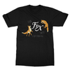 Fur Fox Sake Stop Hunting - T-Shirt Fur Fox Sake Stop Hunting - T-Shirt T-Shirts S / Black