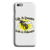Life Is Greater With A Pollinator - Phone Case