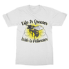Life Is Greater With A Pollinator - T-Shirt