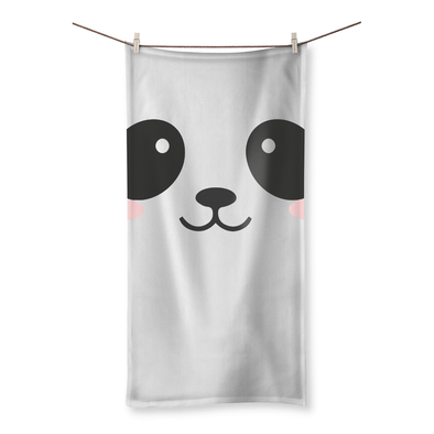 Panda Party - Beach Towel