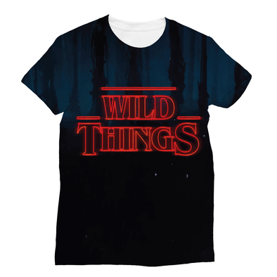 Wild Things - T-Shirt