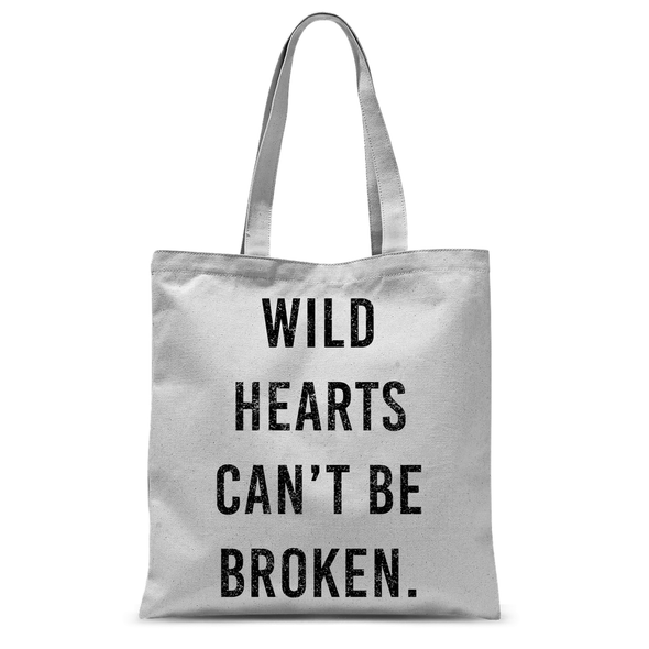 Wild Hearts - Tote Bag