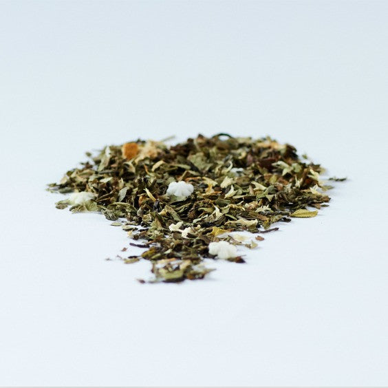 icy breeze loose leaf green tea