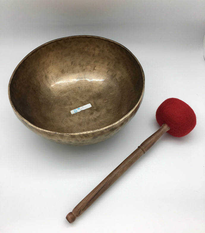 The Art of Making the Singing Bowls