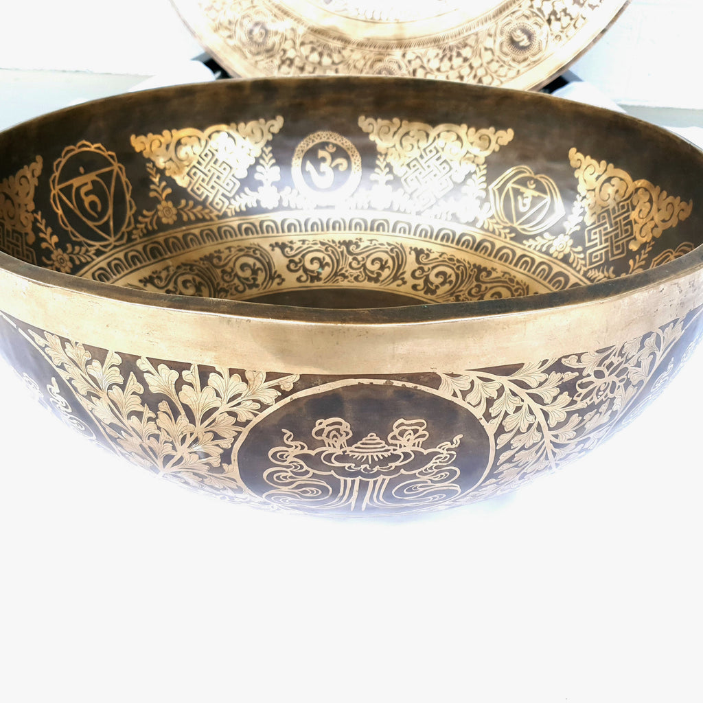 Large Grounding Singing bowl 24inch