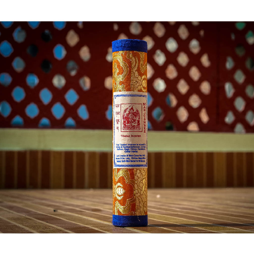 Manjushree Tibetan Incense
