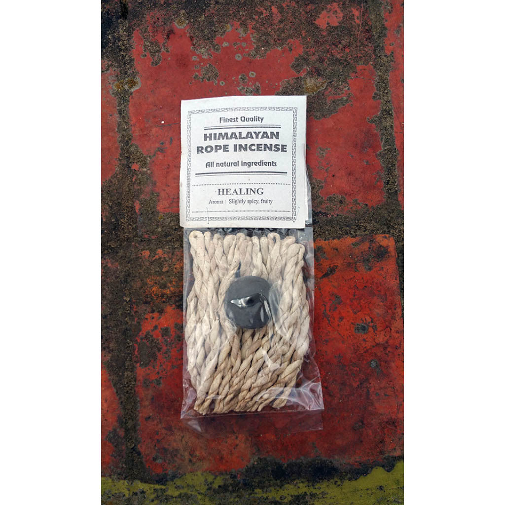 HIMALAYAN ROPE INCENSE