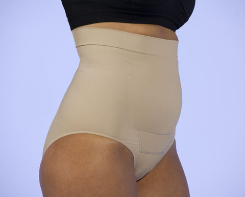 C-Panty High Waist C-Section Recovery Panty - Bits and Bobs for Moms