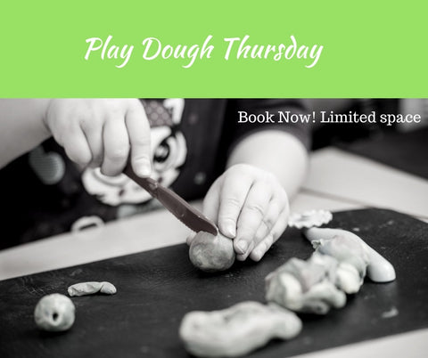 Play Dough Thursday