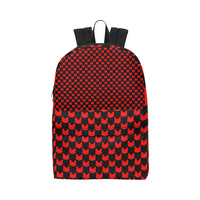 Urbantoons R&B Book Bag Unisex Classic Backpack (Model 1673) - UrbanToons Inc.