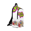 Urbantoons Fresh Prince Book Bag Fabric Back Pack - UrbanToons Inc.