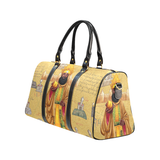 Mansa Musa Hand Bag New Waterproof Travel Bag/Large (Model 1639) - UrbanToons Inc.