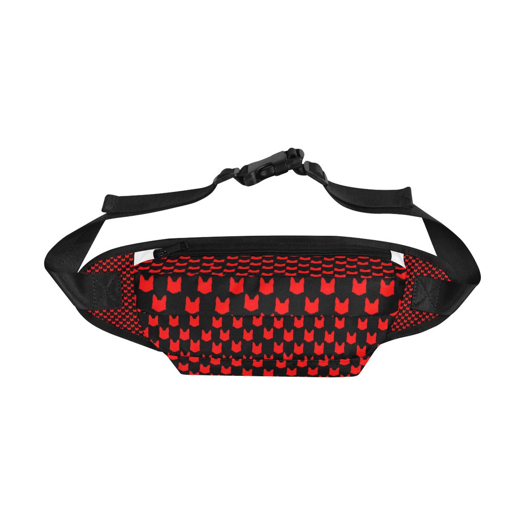 Urbantoons R&B Fanny Pack Fanny Pack/Large (Model 1676) - UrbanToons Inc.
