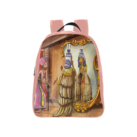 Urbantoons Cinderella School Backpack (Medium)