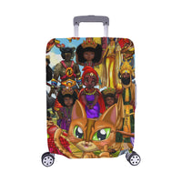 "Urbantoons Suit Case Medium Luggage Cover/Medium 22""-25"" - UrbanToons Inc."