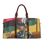 Pan African Traveling Bag Waterproof Travel Bag/Large (Model 1639) - UrbanToons Inc.
