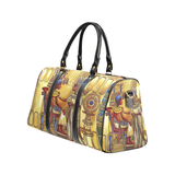 Egyptian Bag New Waterproof Travel Bag/Large (Model 1639) - UrbanToons Inc.