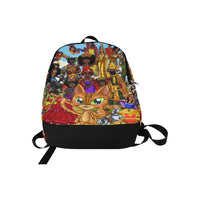 Urbantoons Toon Nation Adult Fabric Backpack for Adult (Model 1659) - UrbanToons Inc.
