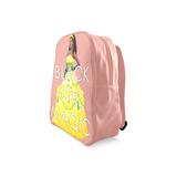 Black Girl Magic School Backpack/Large (Model 1601)