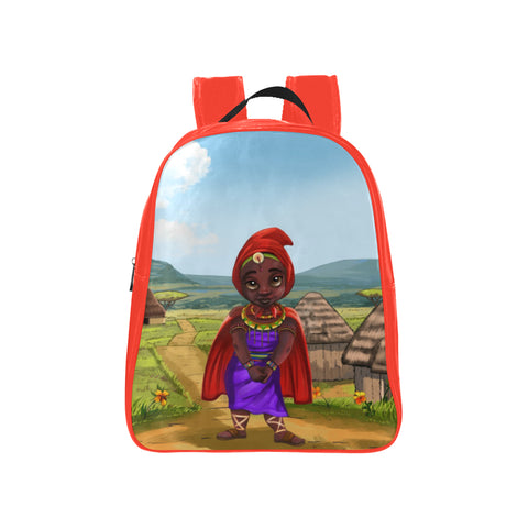 Little Red Riding Hood School Backpack (Medium)