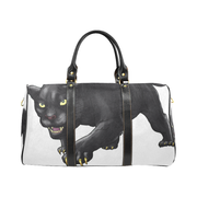 Panther Pride New Waterproof Travel Bag/Small (Model 1639) - UrbanToons Inc.