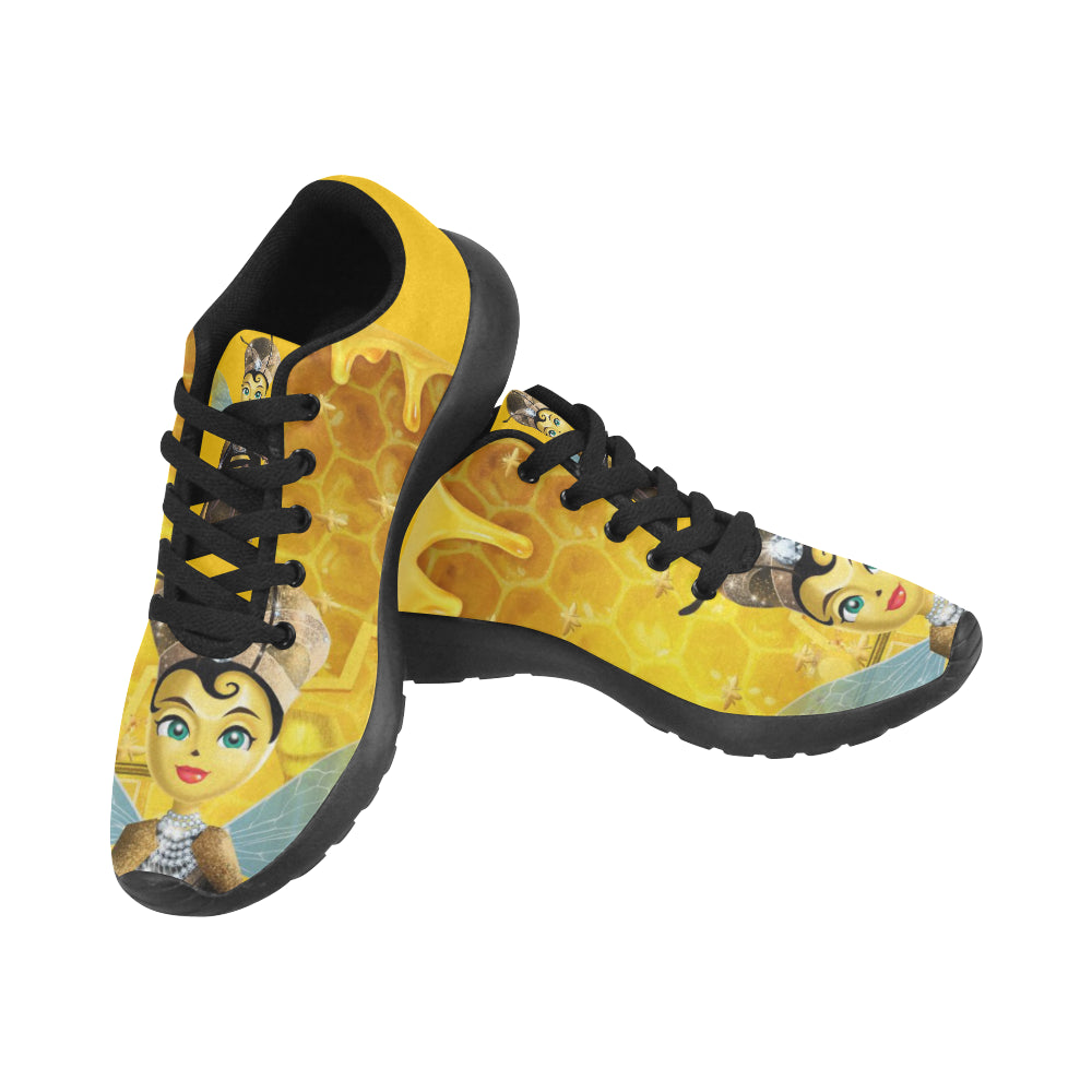 Urbantoons Honey Drip Sneakers Kid's Running Shoes (Model 020) - UrbanToons Inc.
