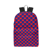 Urbantoons Masai Warrior Bag Unisex Classic Backpack (Model 1673) - UrbanToons Inc.