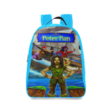 Peter Pan School Backpack/Large (Model 1601) - UrbanToons Inc.