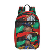 Rbg Book Bag Large Capacity Travel Backpack (Model 1691) - UrbanToons Inc.