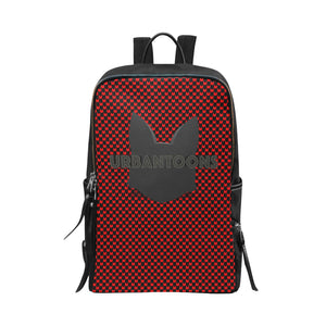 Urbantoons Travel Set Unisex Slim Backpack (Model 1664) - UrbanToons Inc.