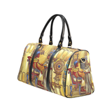 Egyptian Bag New Waterproof Travel Bag/Large (Model 1639)