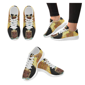 Urbantoons Queen Shakura Kids Sneaker Kid's Running Shoes (Model 020) - UrbanToons Inc.
