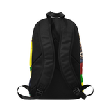Haile Selassie I Book Bag Fabric Backpack for Adult (Model 1659)