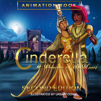 Cinderella Animation Video Book