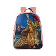 CINDERELLA  School Backpack/ Large (Model 1601) - UrbanToons Inc.
