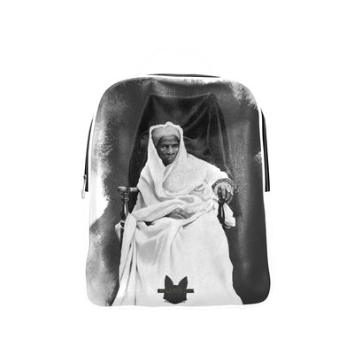 Black Moses Harriet Tubman Vegan Leather - UrbanToons Inc.