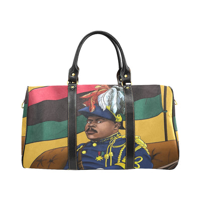 RBG Marcus Garvey Travel Bag New Waterproof Travel Bag/Large - UrbanToons Inc.