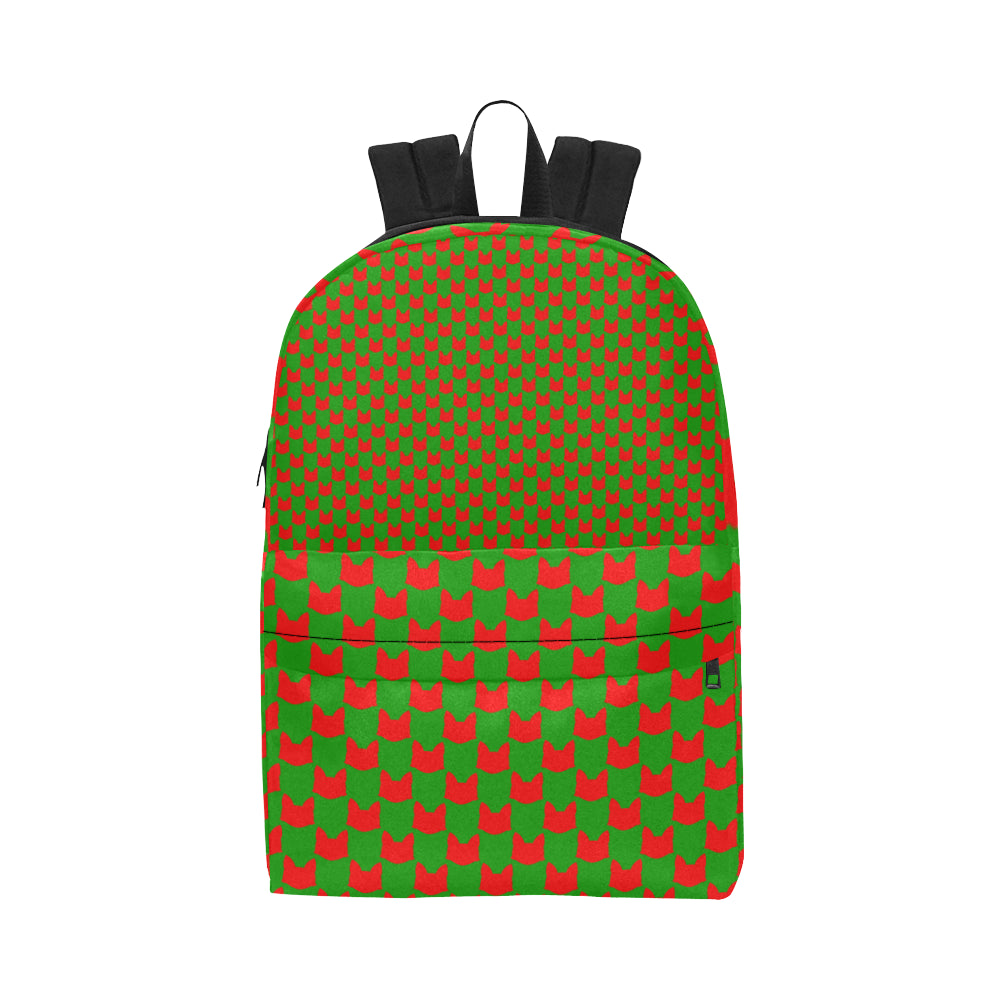 Urbantoons R&G Book Bag Unisex Classic Backpack (Model 1673) - UrbanToons Inc.