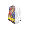 Pinocchio Puppet School Backpack/Large (Model 1601) - UrbanToons Inc.