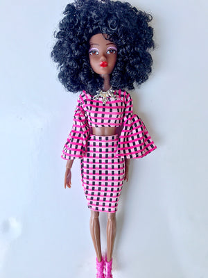 Royal Beauty Dolls Ayana - UrbanToons Inc.