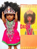 African American Dolls natural hair