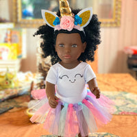 Shakura Unicorn Dress - UrbanToons Inc.