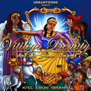 Urbantoons Vitiligo Beauty and The Seven Dwarfs - UrbanToons Inc.