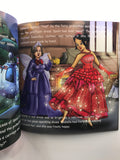 A Sneak peak inside of Urbantoons Isabella - Latina Princess