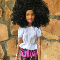 Royal Beauty Doll Camila - UrbanToons Inc.
