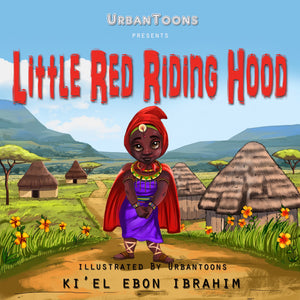 Urbantoons Little Red Riding Hood Wholesale / Bulk Children's Books 25 Unit Min - UrbanToons Inc.